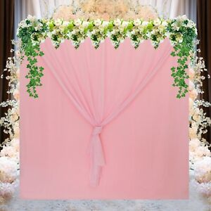 10 ft x 10 ft Photography Backdrop Drapes Curtains Wedding Backdrop