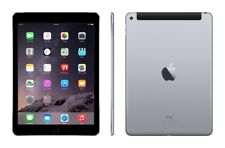 USED | Apple iPad Air 2 128GB | Wi-Fi + Cellular | Space Grey | Cracked screen