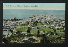 PANAMÁ 13-PANAMÁ -Bird's Eye View of Panama City, from Ancon Hill.