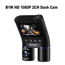 New listing Blueskysea B2W Dual Lens Front + Rear Full Hd 1080P Ir 2Ch Wi-Fi Car Dash Cam