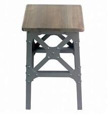 Mesas auxiliares menos de 60cm color principal gris