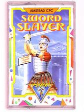 Espada Slayer (los jugadores) Amstrad CPC-en muy buena condición y Completo