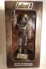 Fallout 3 Brotherhood Of Steel Figure Statue - Limited Edition LE, NEW