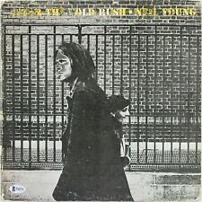 """Reproduction """"Neil Young - After The Gold Rush"""", Album Poster, Size:16"""" x 16"""""""