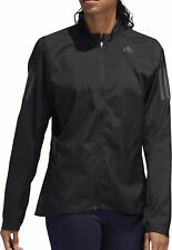 adidas Own The Run Womens Running Jacket - Black