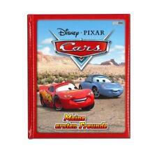 Cars Freundebuch Freundschaftsbuch Buch Disney Pixar Lightning McQueen NEU