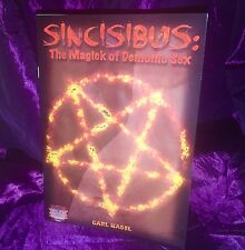 SINCISIBUS Carl Nagel Finbarr Occult Magic Witchcraft Demonic Magick Grimoire