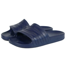 ADIDAS Adilette Aqua mens women's slide slides pool slippers F35548 navy / blue