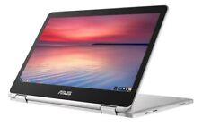 "ASUS Chromebook Flip C302CA 12.5"" (Intel Core M, 2.20 GHz, 4 GB) Ultrabook - Gray - 90NB0DF1-M00030"