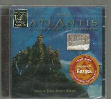 ATLANTIS - JAMES NEWTON HOWARD 2001 DISNEY OST SCORE