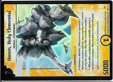 DUEL MASTERS PROMO HOLO N° L3/6 Y1 AMNIS HOLY ELEMENTAL ♥♥♥ NEUF (Mint Condition