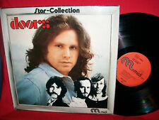 THE DOORS rare GERMANY only LP Unique Art Cover 1972 EX+