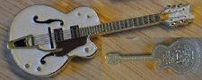 2012 Somalia color $1 Guitar-Classic White