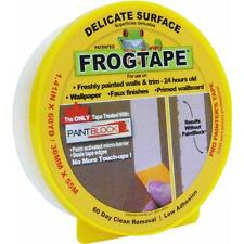"""Delicate 1.41"""" Frog Tape ShurTech 280221 low adhesion delicate surfaces 10PK"""