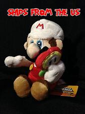 "Nintendo Super Mario 6"" Plush San-ei - Fire Mario"