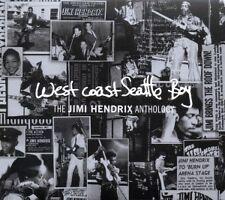 West Coast Seattle Boy: The Jimi Hendrix Anthology von Jimi Hendrix (2010)