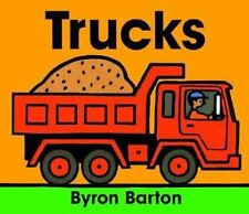 Trucks Board Book (Board Book)