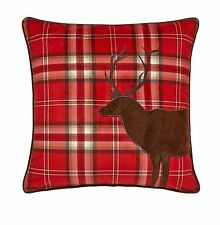 Tartan Contemporary Decorative Cushions