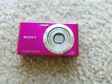 Sony Cyber-shot DSC-W530 14.1MP Digital Camera - Pink