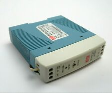 Mean Well Mdr 20 24 Ac To Dc Din Rail Power Supply 24v 1 Amp 24w 15