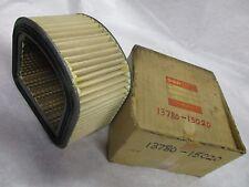 Suzuki T500   nos air filter element 1968-1972    13780-15020