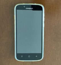 Coolpad Defiant - 8GB - Black (Unlocked) Smartphone With Clear Case!