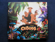 THE ART OF THE CROODS - SIGNED by CHRIS SANDERS & KIRK DE MICCO - DREAMWORKS