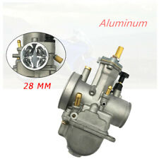 28MM PWK Alloy Carburetor Motorcycle For KTM ATV 2 Stroke Cycle 80-350cc Scooter