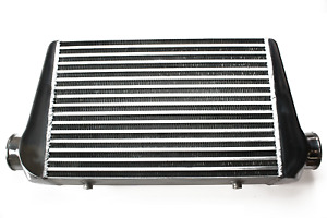 Cooling Pro Bar & Plate Intercooler - 450 x 300 x 100mm 3.0 Inch Outlets