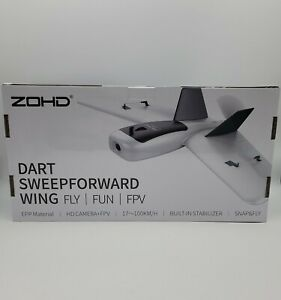 ZOHD Dart Sweepforward 635mm Drone FPV Flying Wing Kit (Frame Only) NEW SEALED