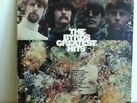 THE  BYRDS         LP      GREATEST  HITS