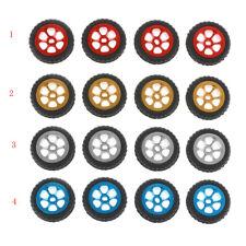 2er 1//14 RC Auto Hinterreifen  Gummireifen Ersatz Für WLTOYS 144001 RC Buggy