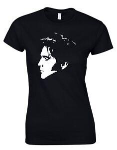 Elvis Presley Rock n Roll Music Womens T-shirt