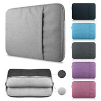 New Laptop Bag Notebook Sleeve Case Cover For MacBook Lenovo HP Dell Acer