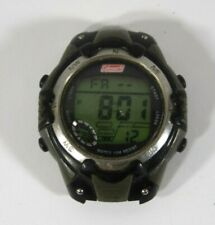 """Date, Stopwatch, Night Light, Alarm """"Coleman"""" Digitial Wristwatch With Time,"""