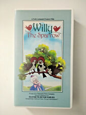 "VHS ""Willy The Sparrow"" Animated Feature Film VHS"