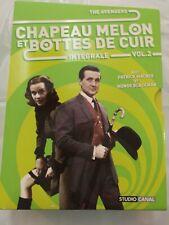 Dvd Coffret Chapeau Melon Et Bottes De Cuir Vol 2