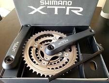 NOS SHIMANO XTR FC M950 4-ARM CRANKSET 170MM MTN BIKE CRANK 46/34/24 RARE *NIB