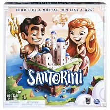 Santorini Board Game Spin Master Not Complete