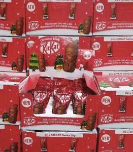 48 x KitKat Santas 29g (2 Boxes Of 24)