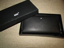 mens Montblanc wallet 100% Leather
