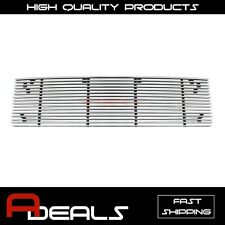 FOR FORD BRONCO/F-SERIES PICK UP 1987-1991 UPPER BILLET GRILLE GRILL INSERT A-D