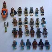 LEGO Minifigures Legends of Chima Bulk Lot GENUINE LEGO