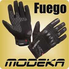 Modeka Fuego Handschuhe 9 schwarz