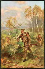 Unposted Landscape Collectable Military Postcards (Pre-1914)