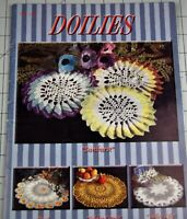 Doilies Crochet Patterns  1950's Doily Patterns