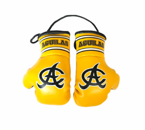 Aguilas Cibaeñas mini boxing gloves