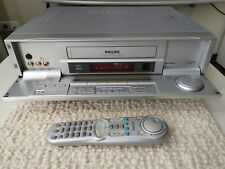 Philips vr 20d digital vhs  super VHS S-VHS videorecorder