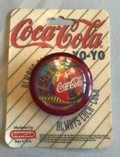 Vintage 1997 Coca - Cola YO-YO DUNCAN  Brand New In Package