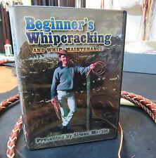 Beginners Whipcracking Dvd-Stockwhip-Bullwhip-Wh ip
